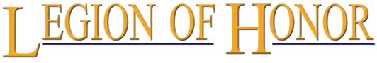 Demolay Legion of Honor Legion of Honor Will